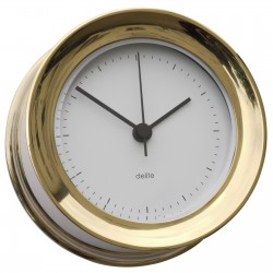 Clock ø 110 mm - Stainless...