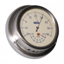 Thermometer and hygrometer...