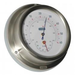 Thermometer und Hygrometer...