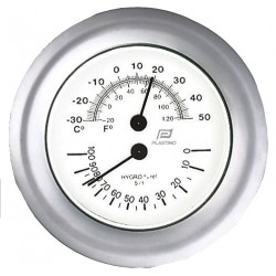 Thermo-Hygrometer 4 inch...