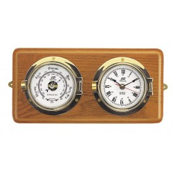 Clock and barometer 3 inch...