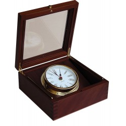 Boxed Marine Chronometer -...