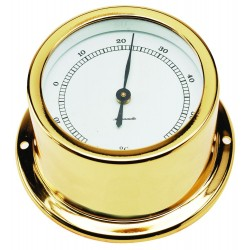 Nautical thermometer - gold...