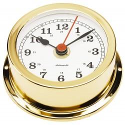 Nautical clock - gold...