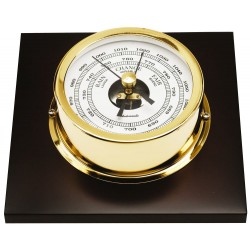 Plinth mounted barometer -...