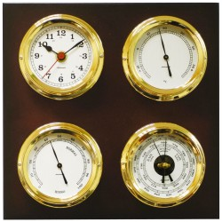 Weather station - gold...