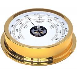 Nautical barometer - gold...