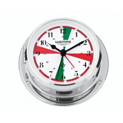 SKIFF Yacht Clock with...