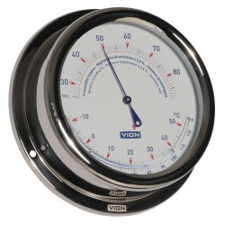 Hygrometer and thermometer...