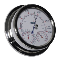 Barometer / thermometer and...
