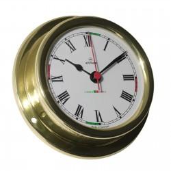 Clock with radio silence...