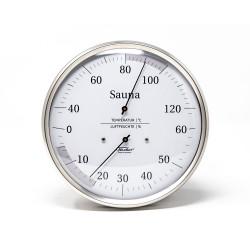 Sauna thermohygrometer ø...