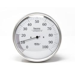 Sauna Hygrometer ø 130 mm -...