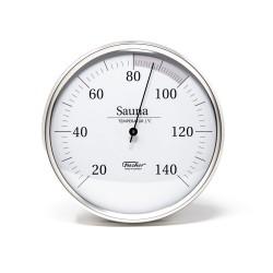 Thermomètre de sauna ø 130...