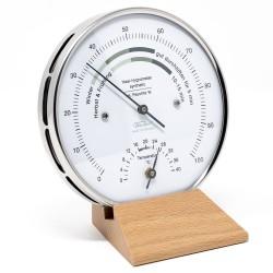Wohnklima-Hygrometer mit...