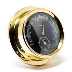 Thermo Hygromètre ø 125 mm...