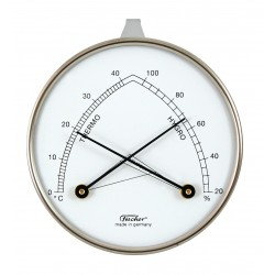 Hygrometer synthetic with...