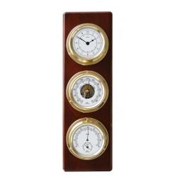 Station météo avec horloge...