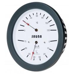 Sauna Klimaatmeter ø 130 mm...