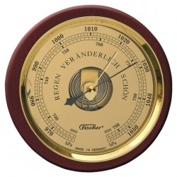 Barometer ø 240 mm - Fischer