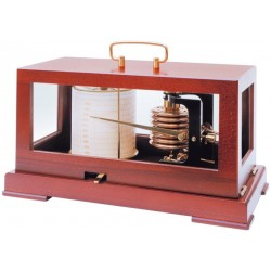 Barograph (mechanically)...