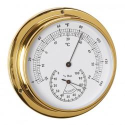 Thermo-Hygromètre ø 120 mm...