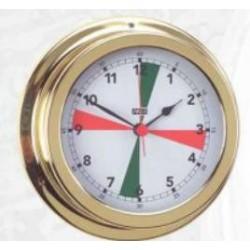 Horloge avec zone de...
