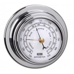 Barometer chrome ø 95 mm -...