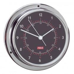 Quartz d'horloge en chrome...